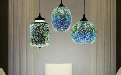 A lakberendező kedvence – lámpák a természetből